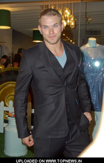 Kellan Lutz at Moods of Norway in West Hollywood on July 8, 2009