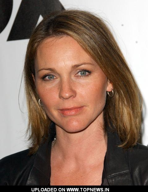 Kelli Williams at 2009 FOX Wint...