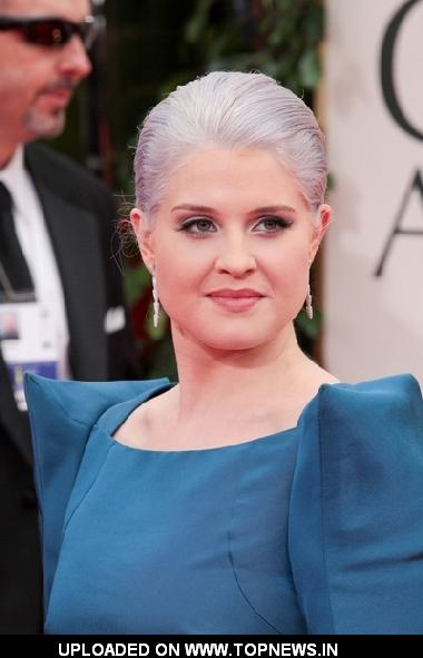 Kelly Osbourne at 69th Annual Golden Globe Awards - Arrivals