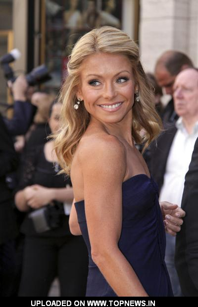 Kelly Ripa at 69th Annual American Ballet Theatre Spring Gala - Arrivals