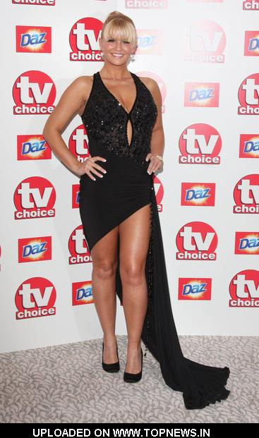 Kerry Katona at TV Choice Awards 2010 - Arrivals