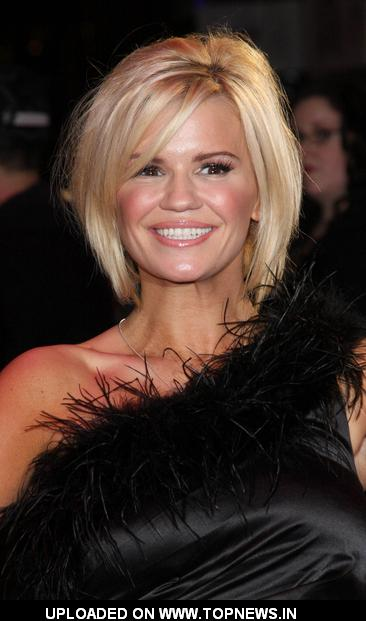 "Kerry Katona at ""Morning Glory"" UK Premiere - Outside Arrivals"