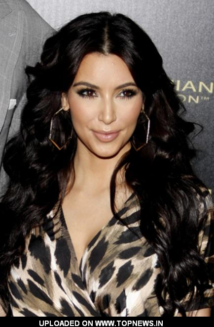 Kim Kardashian at Kardashian Kollection Launch Party
