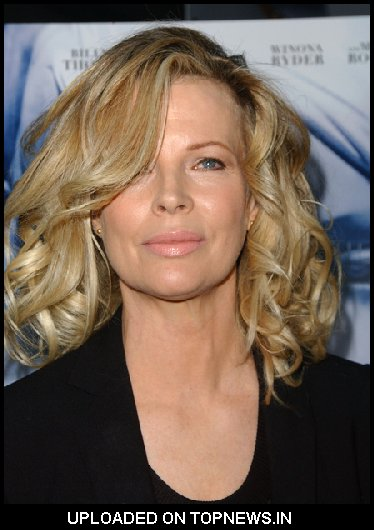 "Kim Basinger at ""The Informers"" Los Angeles Premiere - Arrivals"