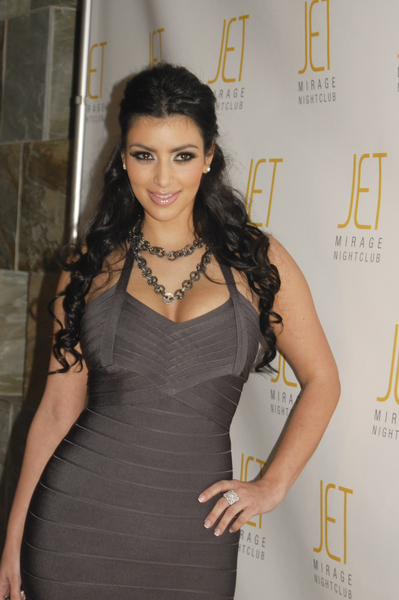 Kim Kardashian Celebrates Her Birthday in Las Vegas | TopNews