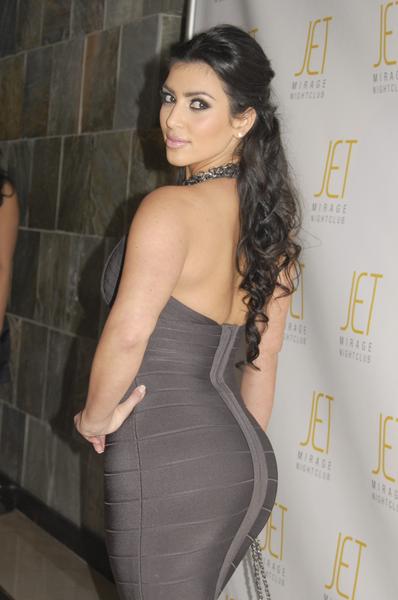 Kim Kardashian hot images