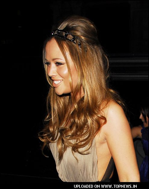 kimberley walsh hot celebrity 2009