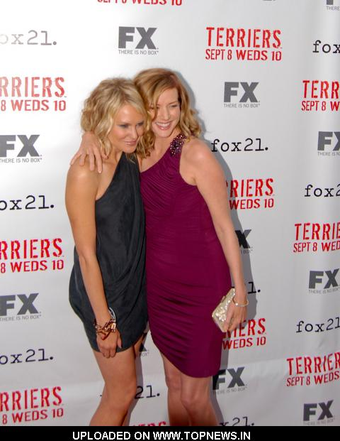 Kimberly Quinn At Terriers Hollywood Premiere Arrivals Topnews