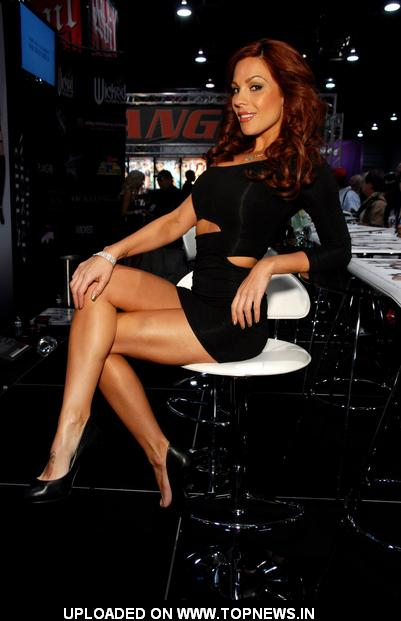 Kirsten Price at AVN Adult Entertainment Expo 2011 - Day 1