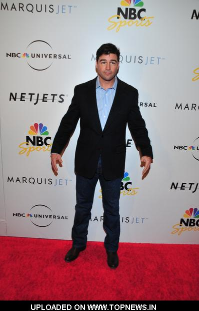 Kyle Chandler at 2008 NFL - Super Bowl XLIII - NBC Universal Pre-Superbowl Event Arrivals