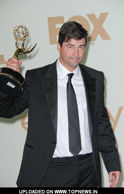 Kyle Chandler at 63rd Annual Primetime Emmy Awards - Press Room
