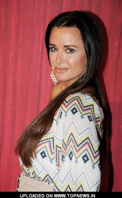 Kyle Richards at Real Housewives at 'Fully Charged' Premiere