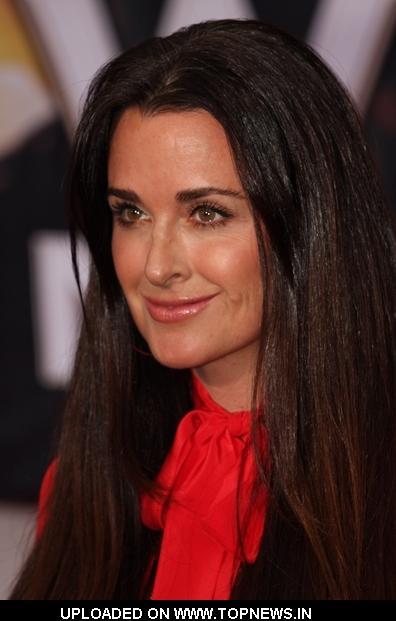 kyle richards hair. of Nicole Brown Simpson#39;s
