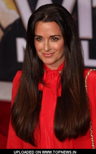 Kyle Richards At Quot Race To Witch Mountain Quot Los Angeles