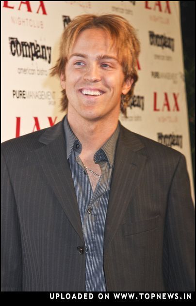 Larry Birkhead at New Year's Eve 2008 Party at LAX Nightclub in Las Vegas