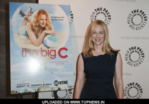 "Laura Linney at The Paley Center for Media Presents ""The Big C"""