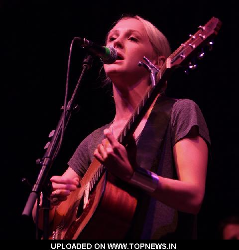 Laura Marling at Camp Bestival 2011 - Day 1