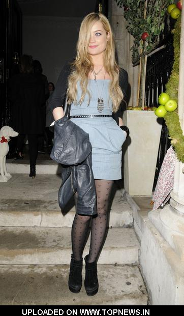 Laura Whitmore at Jacques Townhouse Pop-Up Boutique Launch Party - Arrivals