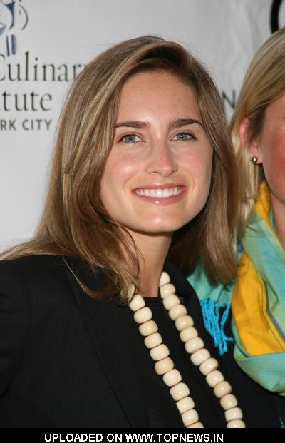 "Lauren Bush at ""Food, Inc."" New York City Special Screening - Arrivalsc"