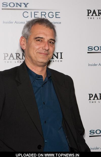 Laurent Cantet at Sony Pictures Classic 2009 Oscar Nominee Dinner