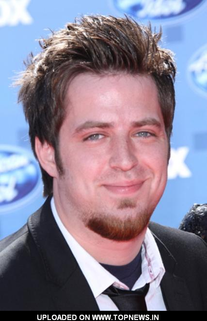 Lee DeWyze at American Idol 2011 Finale Arrivals