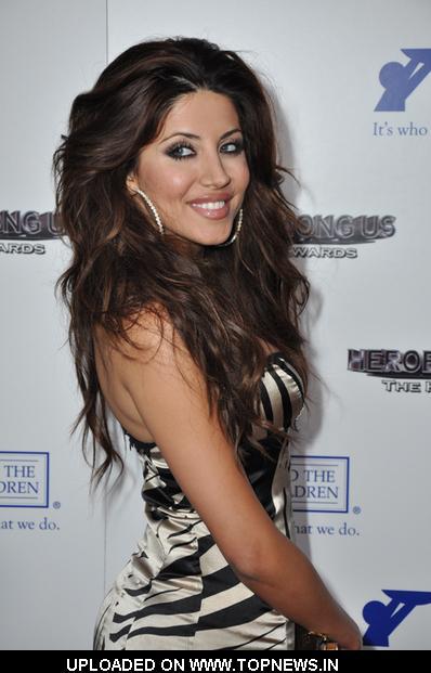 عکسی زیبا از لیلا میلانی هنرپیشه و مدل ایرانی هالیوود www.toppic.ir