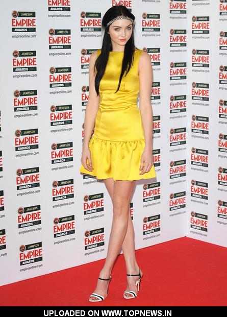 Lily Cole at Jameson Empire Awards 2011 - Arrivals