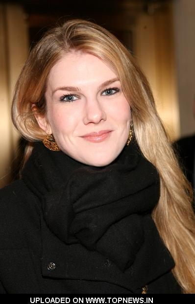 "Lily Rabe at ""Impressionism"" Broadway Play Opening Night - Arrivals"