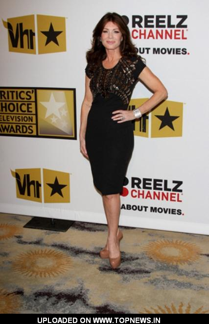 Lisa VanderPump at Real Housewives of Beverly Hills at the 2011 Critics' Choice Television Awards