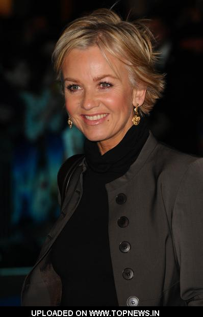 "Lisa Maxwell at ""Monsters vs. Aliens"" UK Premiere - Arrivals"