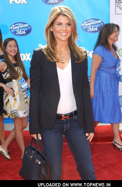 Lori Loughlin at 2008 American Idol Finale - Arrivals