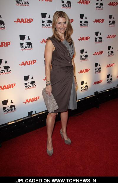 Lori Loughlin at AARP The Magazine's 10th Annual Movies For Grownups Awards - Arrivals