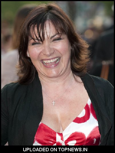 Lorraine Kelly at Star Trek London Premiere - Arrivals