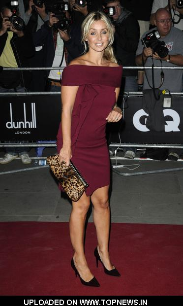 Louise Redknapp at GQ Men of the Year Awards 2010 - Arrivals
