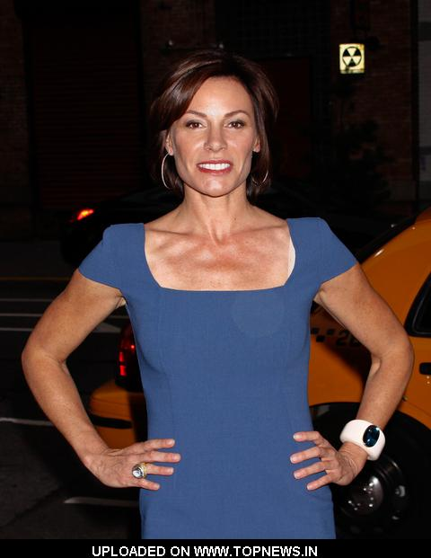 LuAnn de Lesseps  at 6th Annual Wayuu Taya Foundation Gala - Arrivals