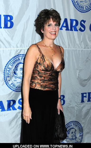 Lucie Arnaz At 2009 Friars Foundation Applause Award Gala