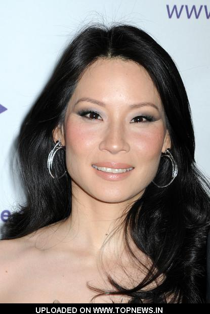 Lucy Liu at 2009 National Gay and Lesbian Task Force Leadership Awards