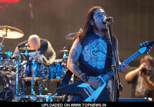Machine Head at Rock in Rio Lisboa 2008 - Day 7