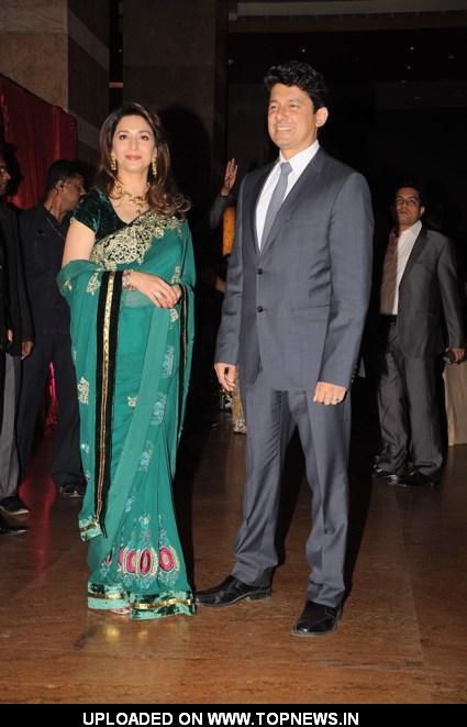 Madhuri dixit husband wedding