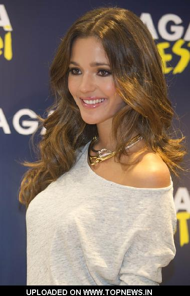 Malena Costa Launches Agatha Shopin Jewelry in Madrid