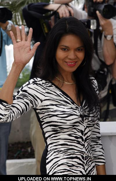 "Maria Isabel Lopez at 62nd Annual Cannes Film Festival - ""Kinatay"