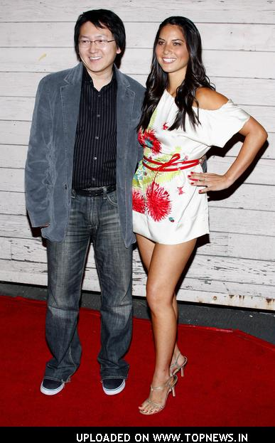 Masi Oka at Maxim's 2008 Hot 100 Party - Arrivals