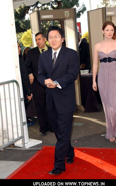 Masi Oka  at The 39th NAACP Image Awards - Arrivals