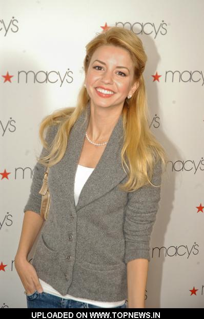 "Masiela Lusha at Macy's Passport Presents ""Glamorama"" - Arrivals"