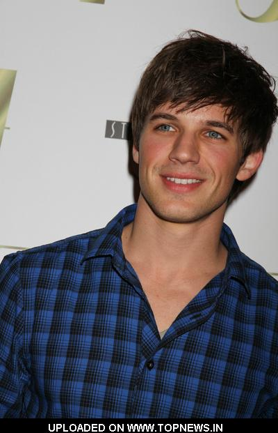 Matt Lanter at Nina Dobrev 21st Birthday Celebration at Studio 54 in Las Vegas