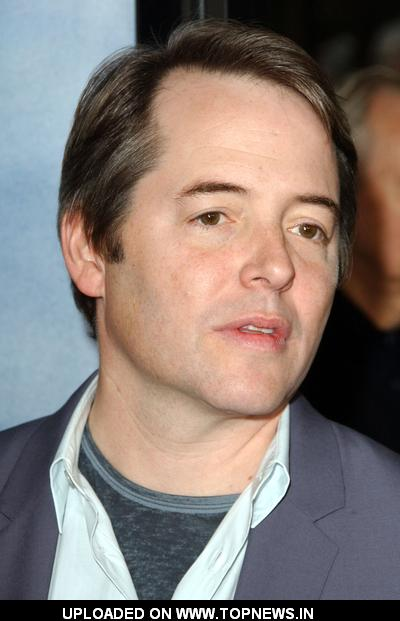 "Matthew Broderick at ""The Tale of Despereaux"" World Premiere - Arrivals"