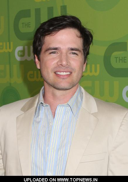 matthew settle. Matthew Settle at The 2008 CW