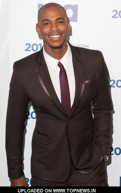 Mehcad Brooks at 2011 USA Network's Upfront - Arrivals