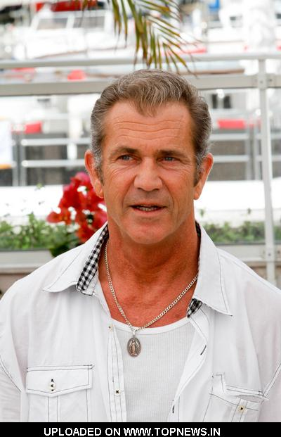 mel gibson cannes. Mel Gibson at 64th Annual