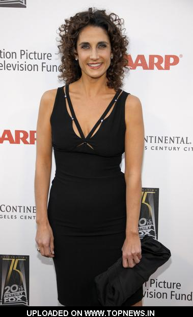"Melina Kanakaredes at 5th Annual ""A Fine Romance"" Benefit - Arrivals"